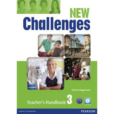 New Challenges Level 3 Teacher's Pack. Book with Test Master CD-ROM - Patricia Mugglestone