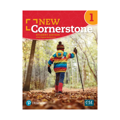 New Cornerstone, Grade 1 B Student Edition