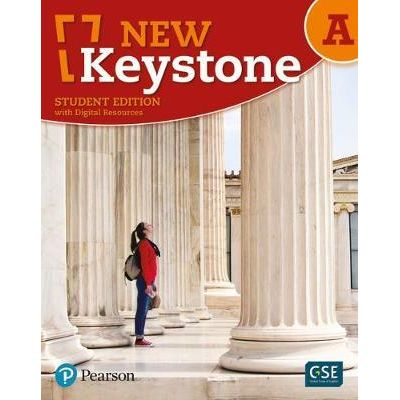 New Keystone, Level 1 Student Edition with eBook