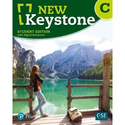 New Keystone, Level 3 Student Edition with eBook