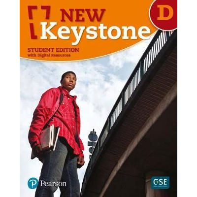 New Keystone, Level 4 Student Edition with eBook