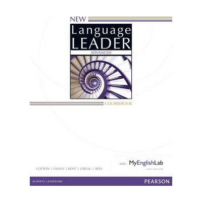 New Language Leader Advanced coursebook and MyEnglish Lab Pack advanced - David Cotton