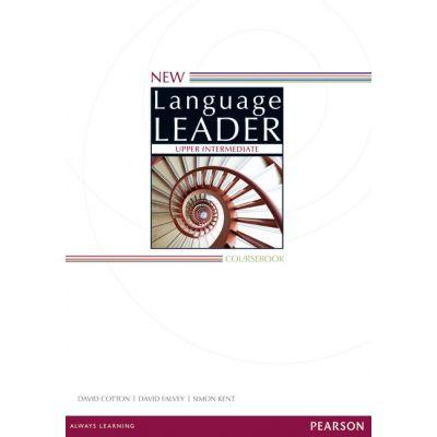 New Language Leader Upper Intermediate Student Book, 2nd Edition - David Cotton, David Falvey, Simon Kent