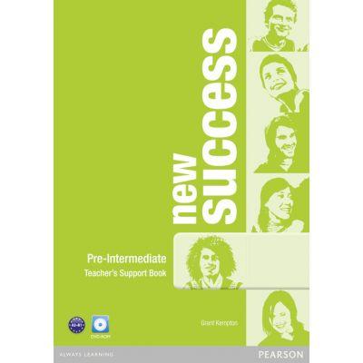 New Success Pre-Intermediate Teacher's Book - Grant Kempton, Bob Hastings, Stuart McKinlay, Patricia Reilly