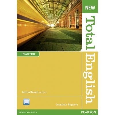 New Total English Starter Active Teach - Jonathan Bygrave