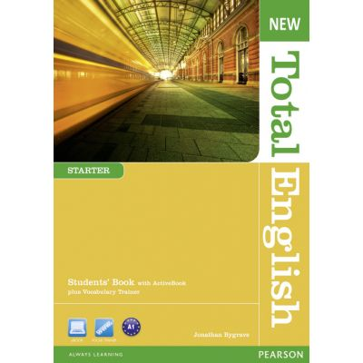 New Total English Starter Students' Book With Active Book Pack - Jonathan Bygrave
