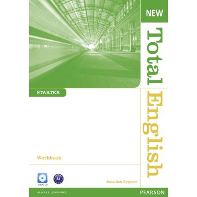 New Total English Starter Workbook without Key and Audio CD Pack - Jonathan Bygrave