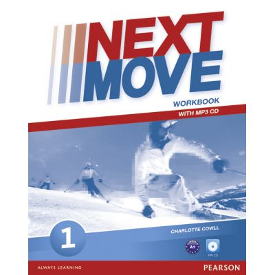 Next Move Level 1 Workbook with Audio CD - Charlotte Covill