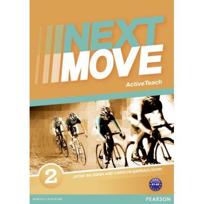Next Move Level 2 Active Teach CD-ROM - Carolyn Barraclough, Jayne Wildman