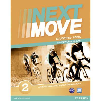Next Move Level 2 Students' Book with MyLab - Carolyn Barraclough, Jayne Wildman