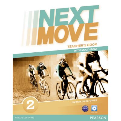 Next Move Level 2 Teacher's Book with Multi-ROM - Tim Foster, Jenny Parsons