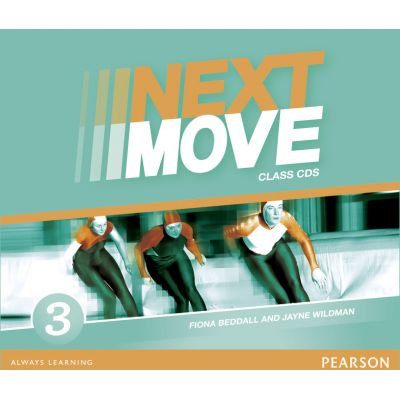 Next Move Level 3 Class Audio CDs