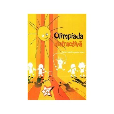 Olimpiada distractiva - Florin Bica