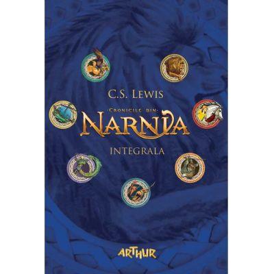 Pachet Integrala Cronicile din Narnia (volumele I-VII) - C. S. Lewis