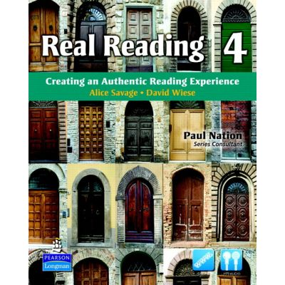 Real Reading Level 4 Student Book with MP3 files - David Wiese