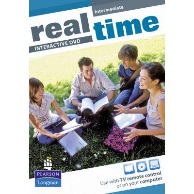 Real Time Intermediate Interactive DVD - Sarah Cunningham, Peter Moor