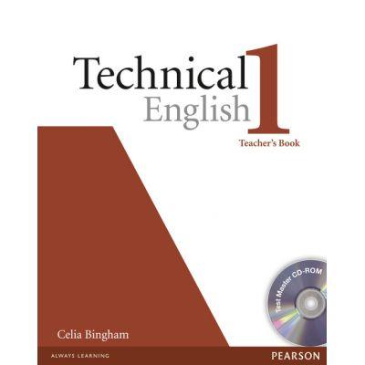 Technical English Level 1 Teacher's Book with CD-ROM - David Bonamy