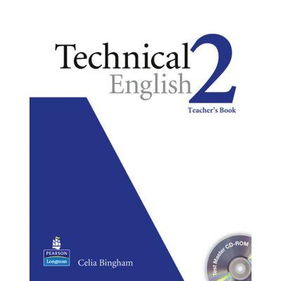 Technical English Level 2 Teacher's Book with CD-ROM - David Bonamy