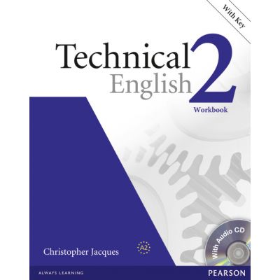 Technical English Level 2 Workbook with Audio CD - Christopher Jacques