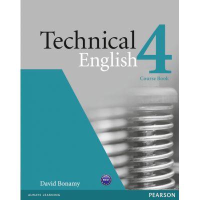 Technical English Level 4 Coursebook - David Bonamy