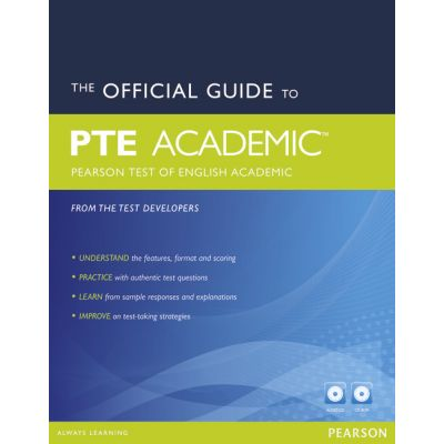 The Official Guide to the Pearson Test of English Academic New EditionPack