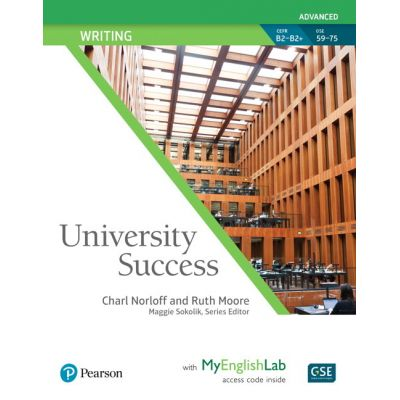 University Success Writing Advanced, Student Book with MyLab English