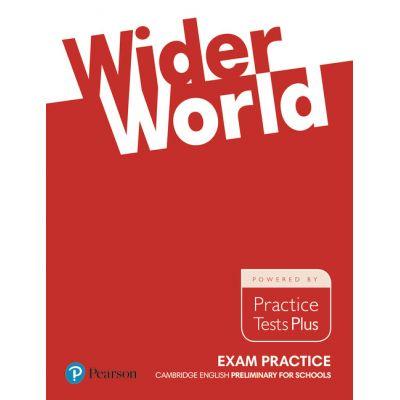 Wider World Exam Practice Books Cambridge Preliminary for Schools - Lynda Edwards