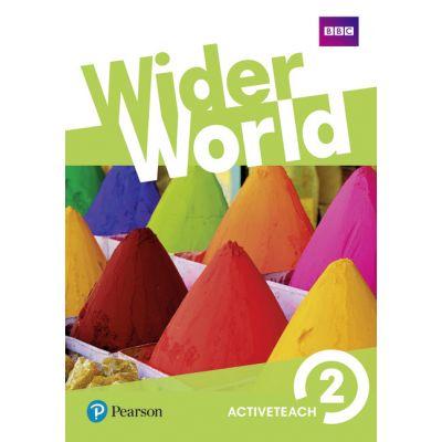 Wider World Level 2 Teacher's Active Teach