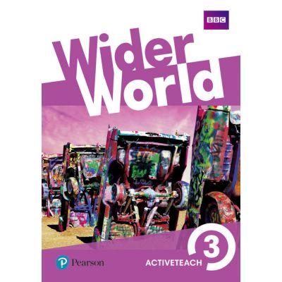 Wider World Level 3 Teacher's Active Teach