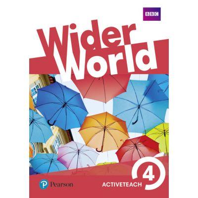 Wider World Level 4 Teacher's Active Teach