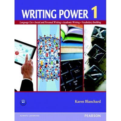 Writing Power 1 - Karen Blanchard