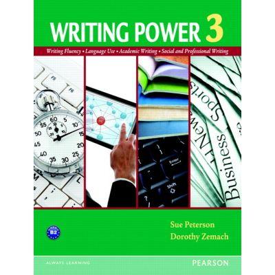 Writing Power 3 - Sue Peterson