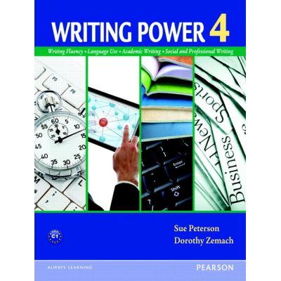 Writing Power 4 - Sue Peterson