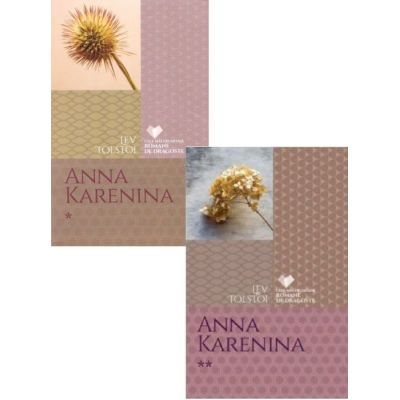 Anna Karenina (2 volume) - Lev Tolstoi