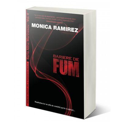 Bariere de fum - Monica Ramirez