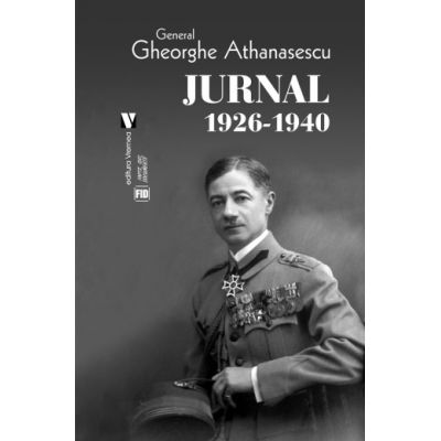 Jurnal 1926-1940 - Gheorghe Athanasescu