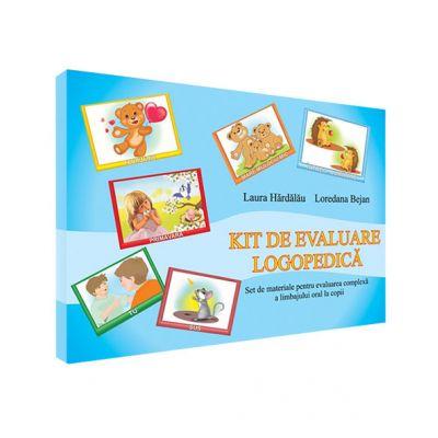 Kit de evaluare logopedica - Laura Hardalau, Loredana Bejan