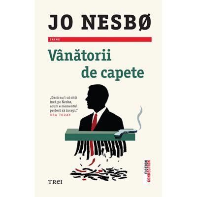 Vanatorii de capete - Jo Nesbo