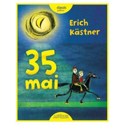 35 mai sau Konrad porneste calare spre Marile Sudului (Editie 2020) - Erich Kastner
