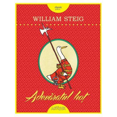 Adevaratul hot - William Steig
