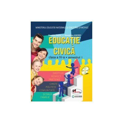 Educatie civica. Manual pentru clasa a IV-a - Dumitra Radu, Gherghina Andrei