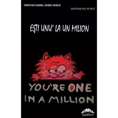 Esti unu' la un milion - Cristian Daniel, Sabin Vasile, Gheorghe Paul Petrica