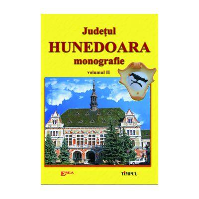 Judetul Hunedoara, monografie. Volumul II Economie si societate - Ioan Sebastian Bara