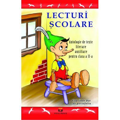 Lecturi Scolare clasa a II-a