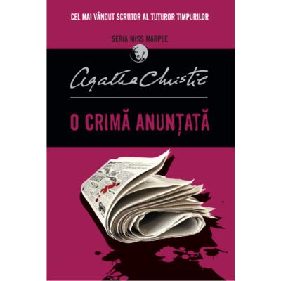 O crima anuntata - Agatha Christie