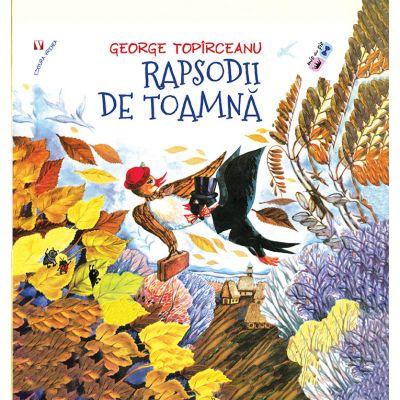 Rapsodii de toamna - George Topirceanu