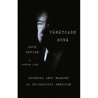 Vanatoare buna - Jack Devine, Vernon Loeb