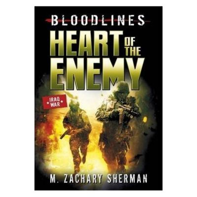 Bloodlines: Heart of the Enemy - M. Zachary Sherman