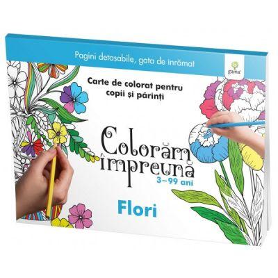 Coloram impreuna. Flori