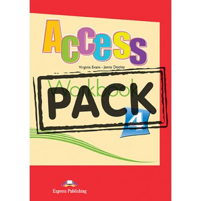 Curs de limba engleza Access 4. Caietul elevului cu Digibook App - Virginia Evans, Jenny Dooley